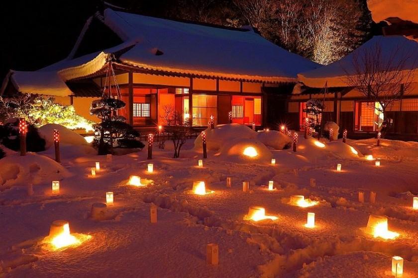 会津蜡烛节
