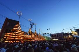 Nihonmatsu Lantern Festival