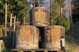 The Sake Brewing Process at Niida Honke