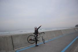 Cycling in Iwaki