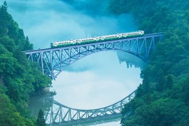 Tadami Line: 5 Sights You Shouldn't Miss