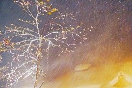 Ouchi-juku Snow Festival