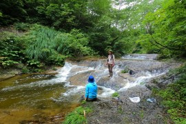 5 reasons to go River Trekking in Tadami Town