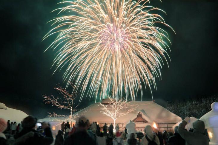 Yuki-Matsuri: Fukushima's Snow Festivals