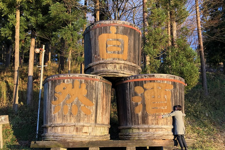 The Sake Brewing Process at Niida Honke