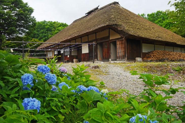 Oku-Aizu Museum & Sannojaya Tea Room