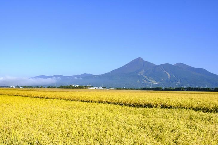 Visiting Inawashiro in Summer