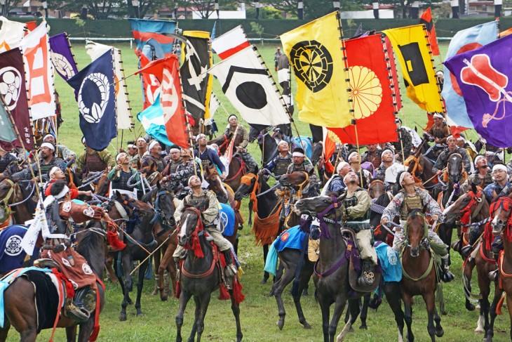 Watching Exhilarating Samurais On Horseback – Soma Nomaoi