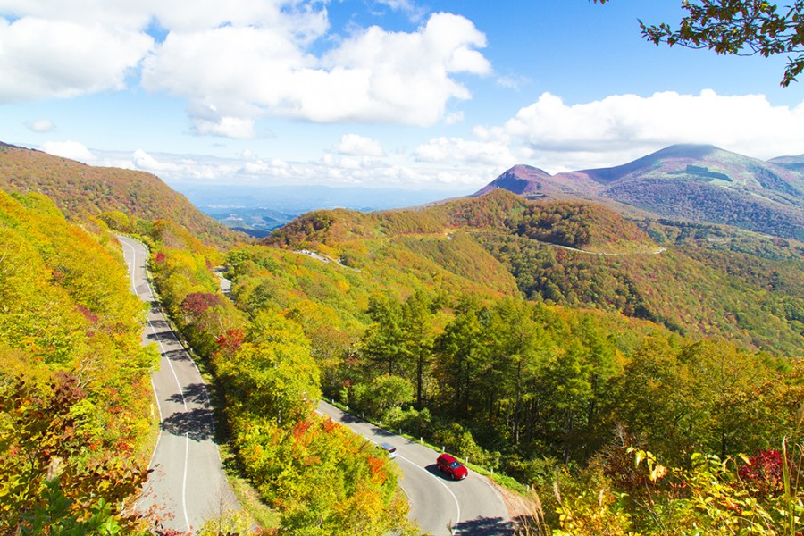 Tour du lịch Tỉnh Fukushima nổi bật di chuyển bằng Ô tô