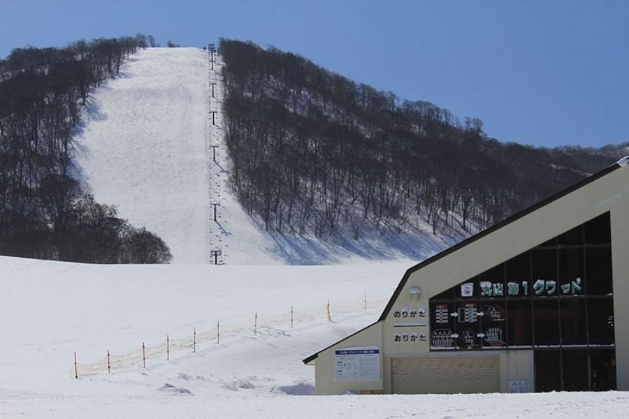 福岛滑雪之旅