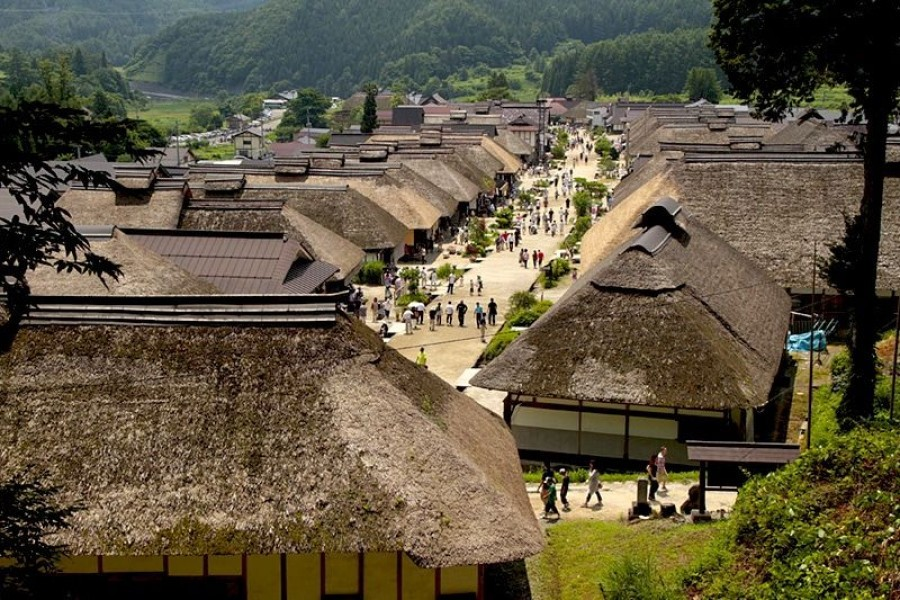 History and Onsen Tour