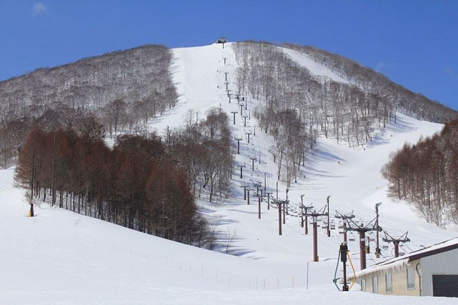 里磐梯 猫魔滑雪场