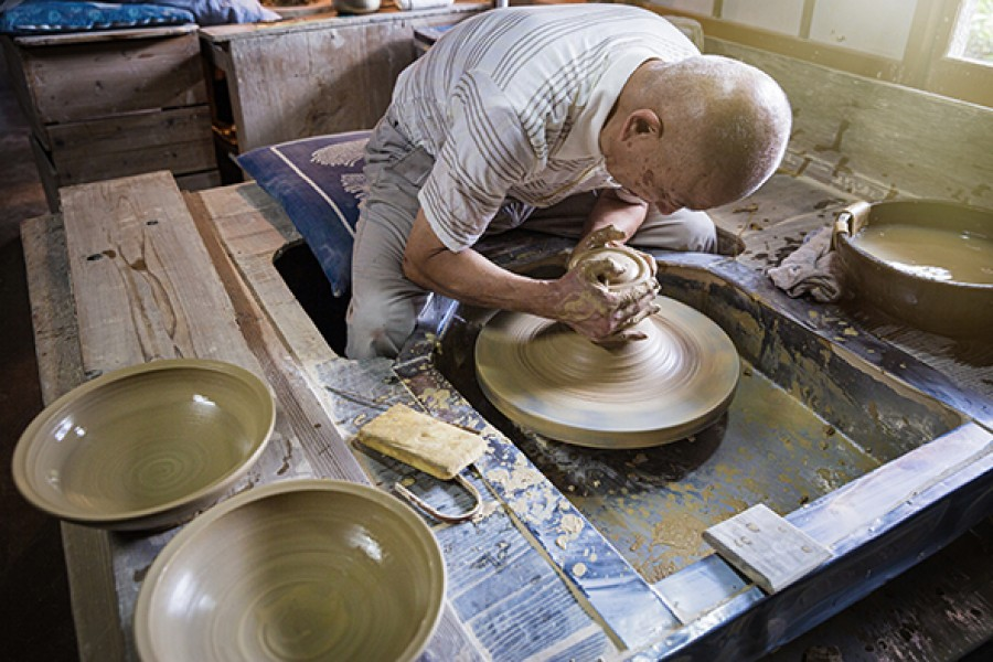 Aizu Hongo Pottery Workshops