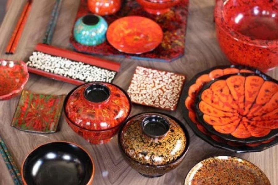 Aizu Urushi Lacquerware