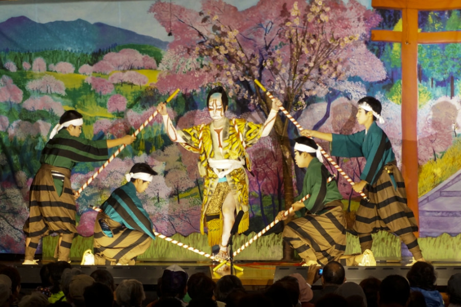 Hinoemata Kabuki