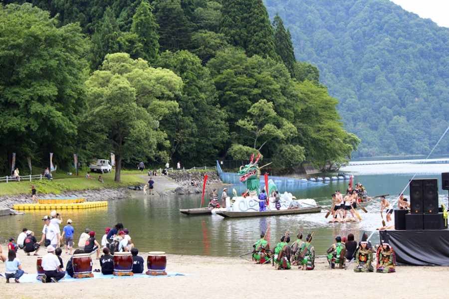 Lake Numazawa Festival