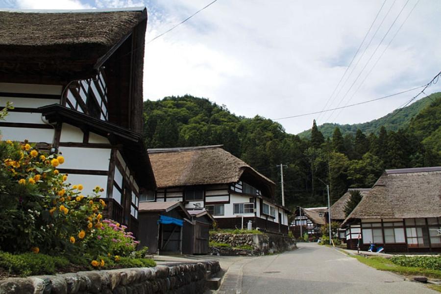 마에자와 마가리야 취락