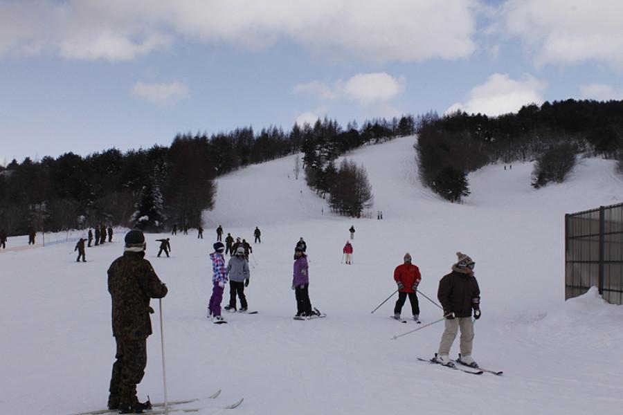 沼尻滑雪场