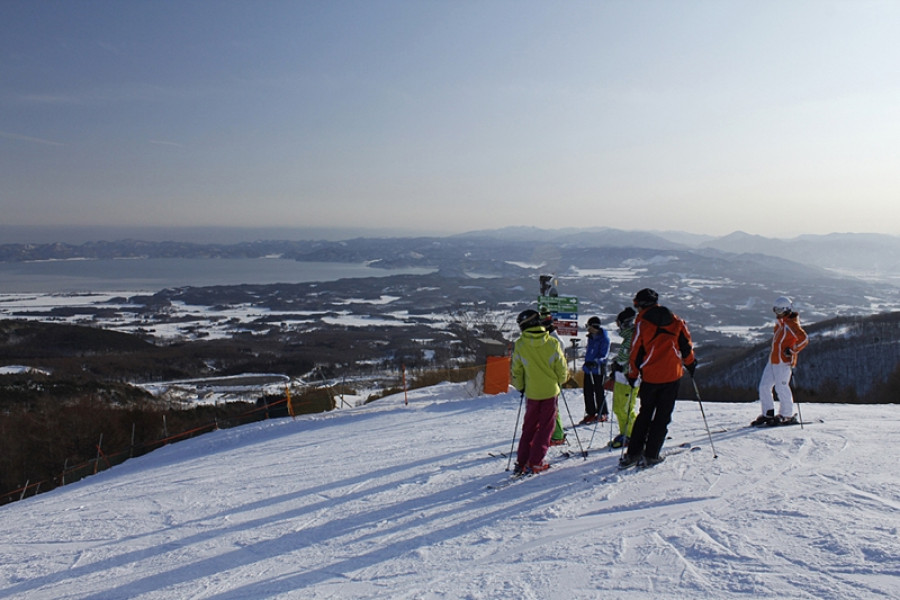 Hoshino Resorts Alts Bandai Snow Park & Resort