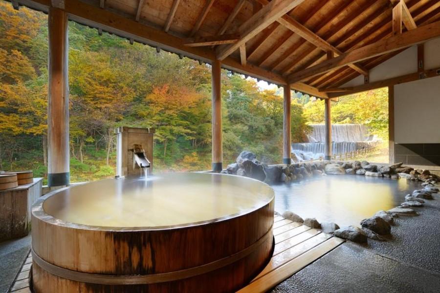 Relaxation in Tsuchiyu
