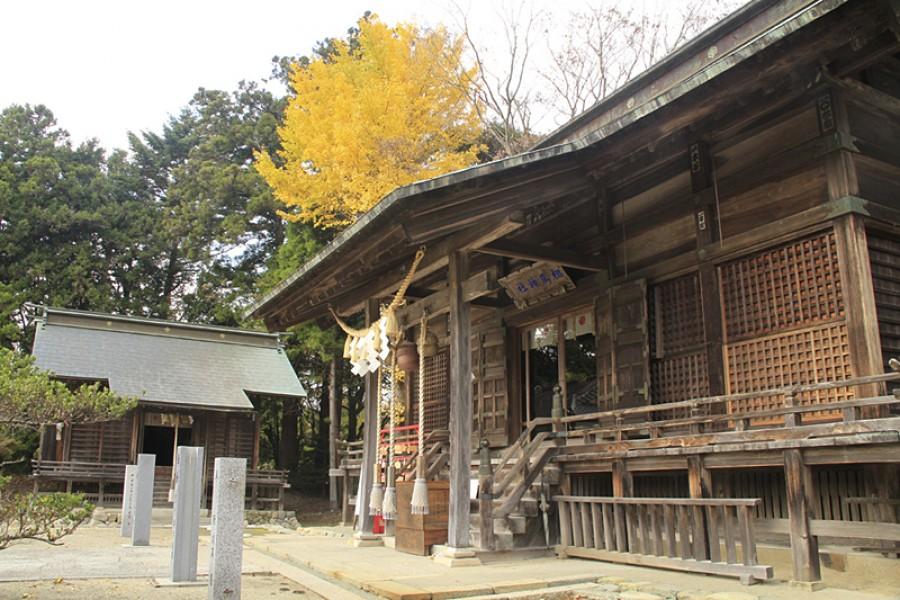 相马中村神社