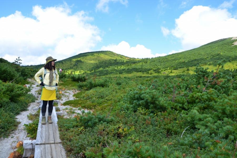 Jododaira Trekking Route