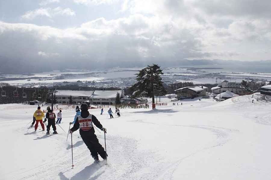 猪苗代滑雪场