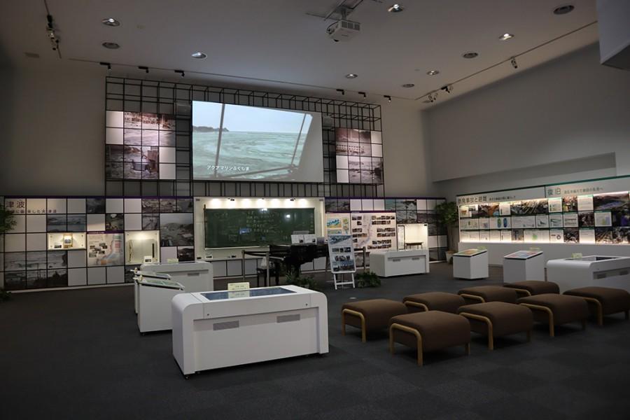 Iwaki 3.11 Memorial and Revitalization Museum