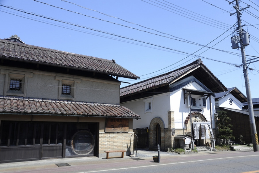 The Warehouses of Kitakata
