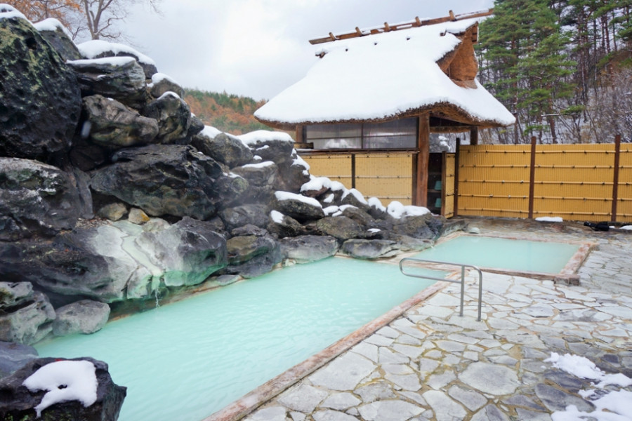 Takayu Hot Spring Resort