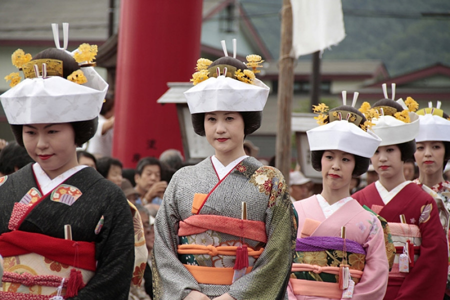 Aizu-Tajima Gion Festival