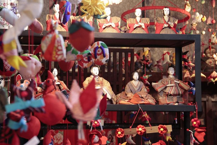 이와키 쓰루시비나 축제