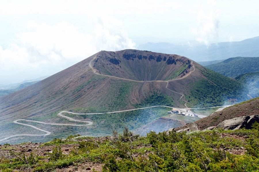 Mt. Azuma-Kofuji