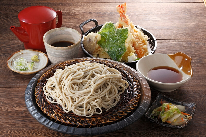 Soba from the Aizu Region