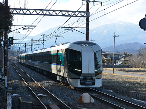 Tobu Railway Limited Express Revaty
