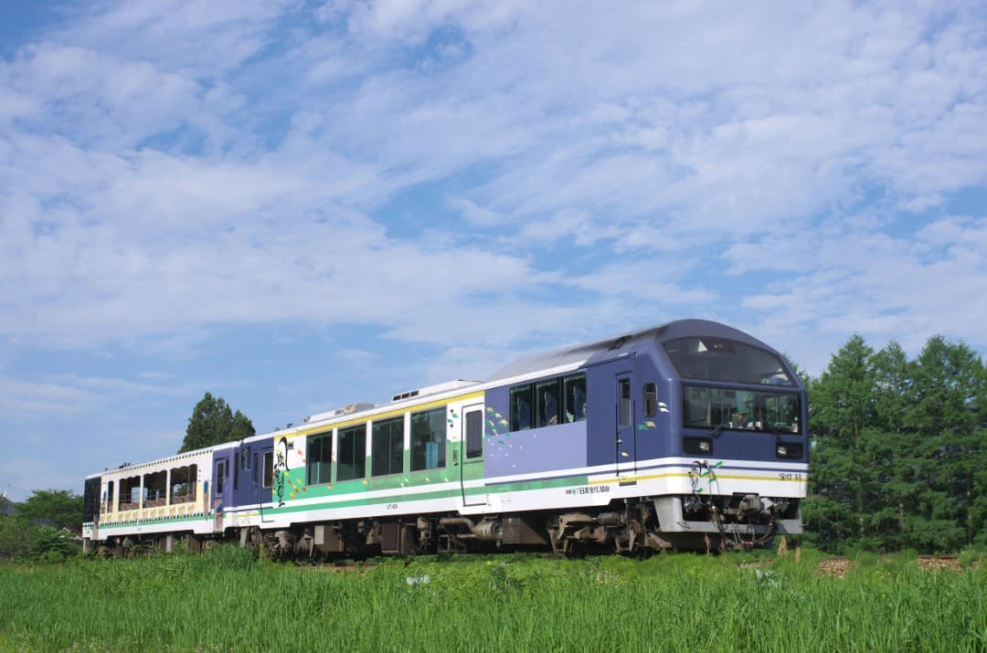 Oza Toro Tombo Train View